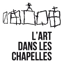 Logo application - L'art dans les chapelles 2017